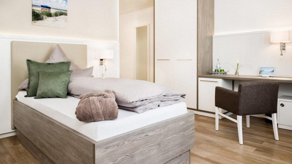 Einzelzimmer_Gruen_Hotel_Inselhof_Borkum